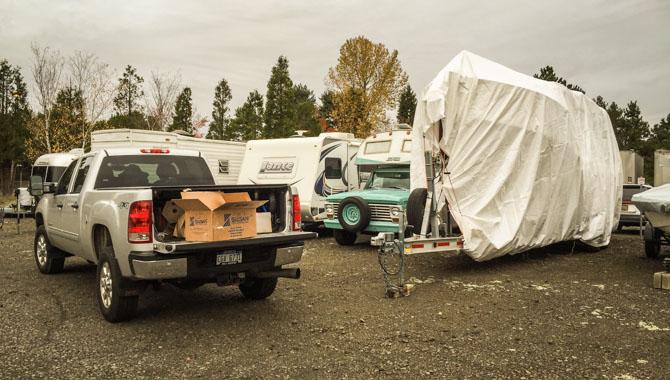 Winterizing Kismet For Storage In Portland, OR