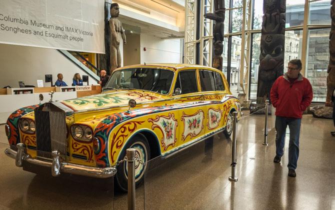 John Lennon S Rolls Royce Phantom V Limo