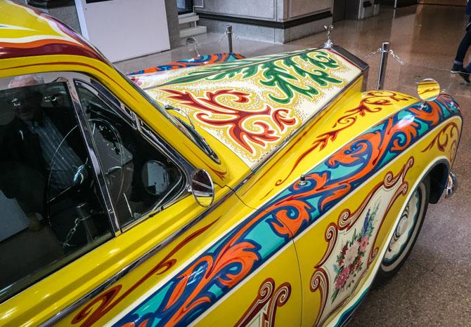 John Lennon's Rolls-Royce Phantom V Limo