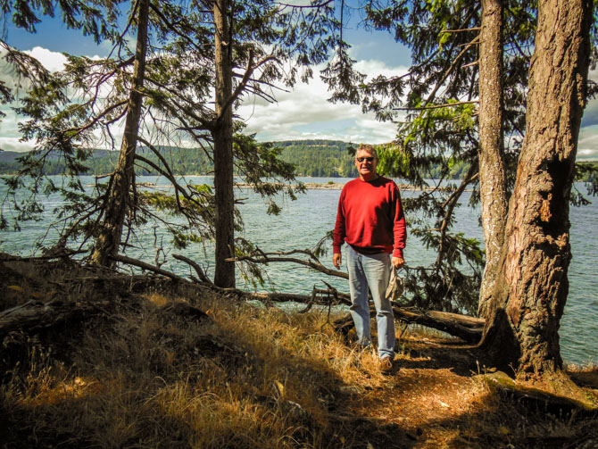 Hike to Conover Cove-4