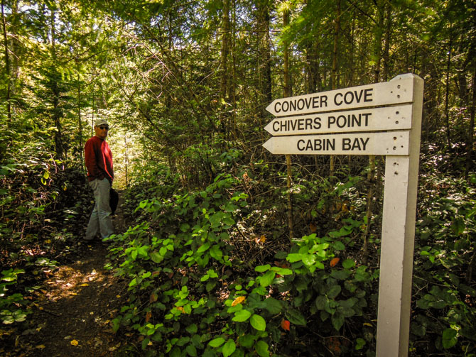 Hike to Conover Cove-8