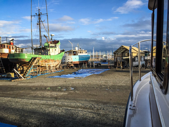 Port Of Port Townsend – The Big Boy Boat Yard