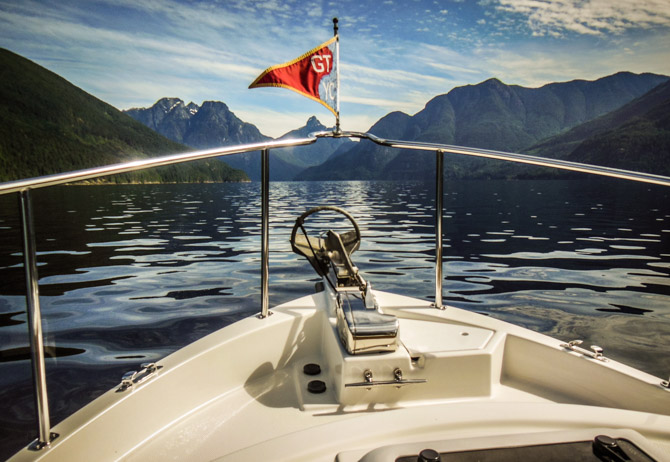Jervis Inlet – Deepest Fjord In BC