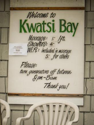 Kwatsi Bay Marina