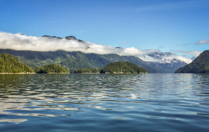Cruise to Viner Sound