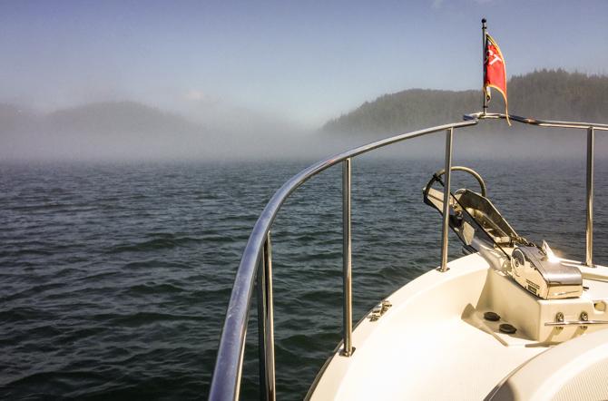 Waddington Bay