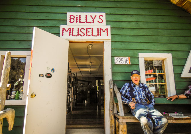 Visiting Billy Proctor – A Living Legend In The Broughton Islands