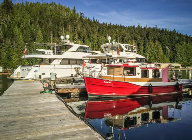 Pierre's Echo Bay