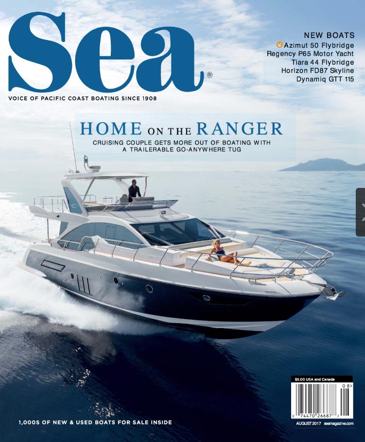 Kismet Sea Magazine