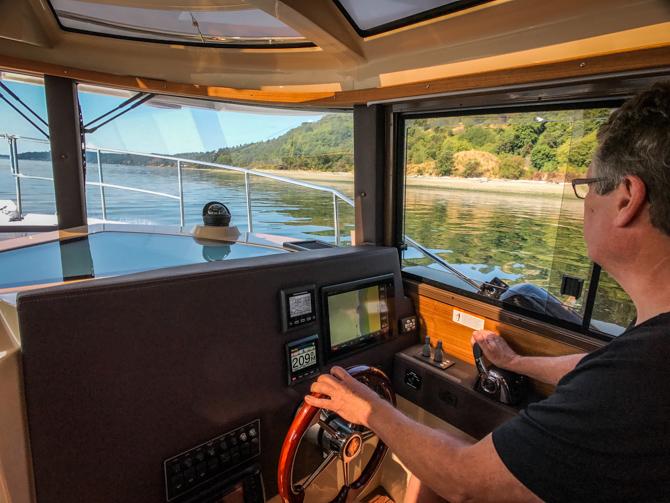 Ranger Tugs R29S Kismet Orientation