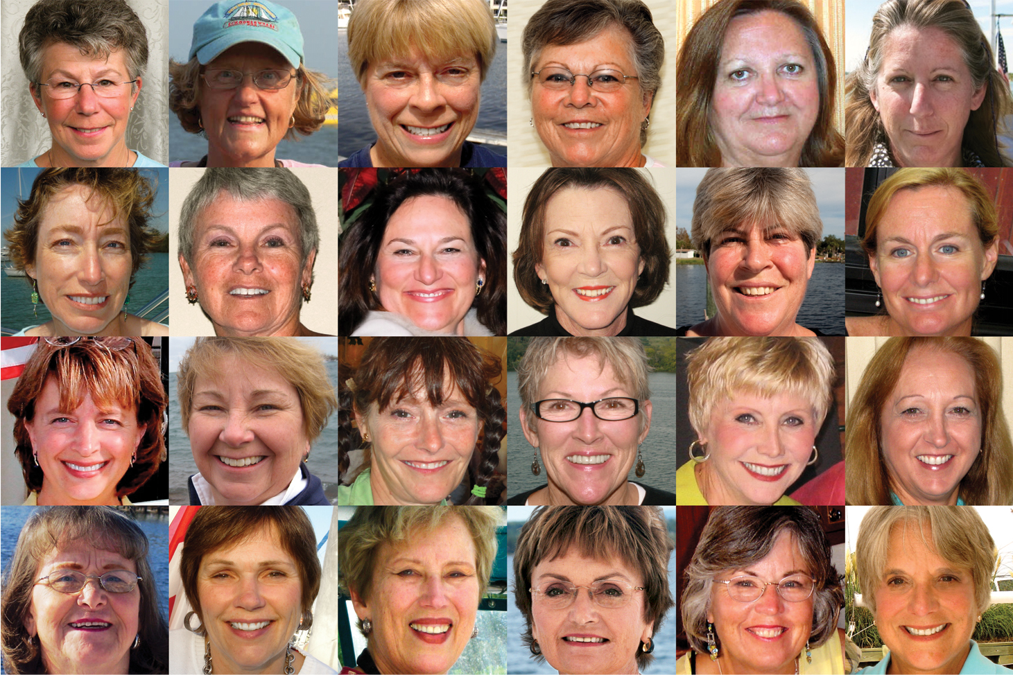 Women Onboard Cruising Slideshow
