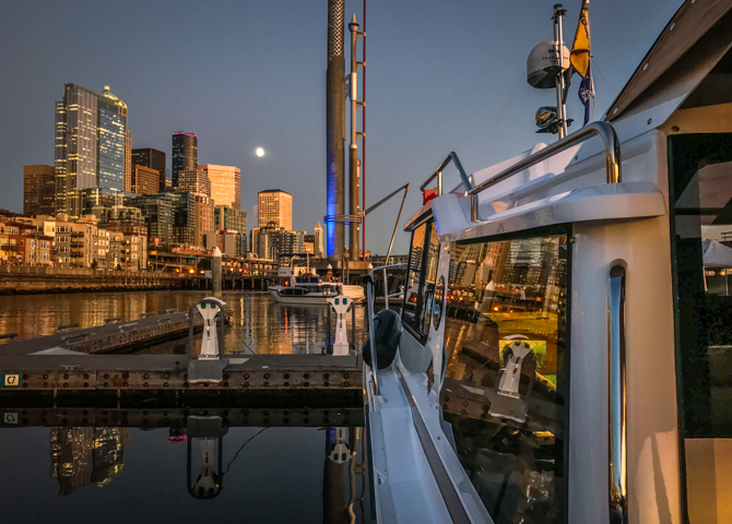 Saving The Best For Last… Bell Harbor Marina – Seattle, Washington
